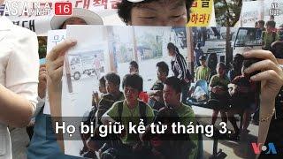 Trung Quốc có thể trục xuất 8 người Bắc Triều Tiên