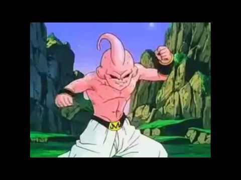 DBZ - Bon Jovi - It's My Life - Goku vs Kid Buu AMV