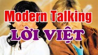 Liên Khúc Modern Talking Lời Việt -  Nhạc Sống Thanh Ngân
