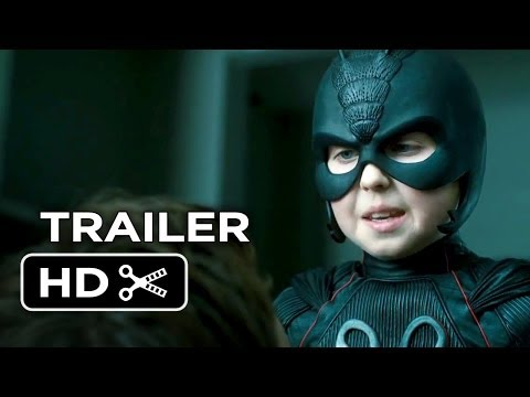 Antboy Official Theatrical Trailer #1 (2013) - Danish Superhero Movie HD,
