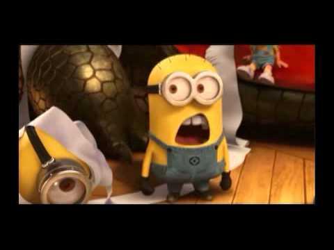 Minion WHAT?!