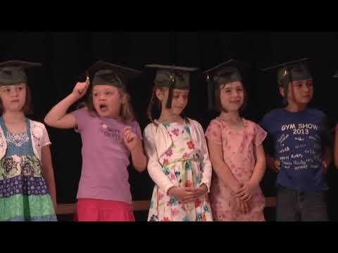 CCRS Kindergarten Graduation 6-20-13