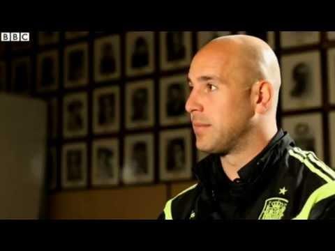 BBC Football Focus - Pepe Reina