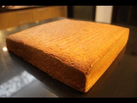 [EN] Sponge Cake - foolProof recipe!!
