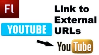 Flash Tutorial: Link Buttons to External URLs -HD- view on youtube.com tube online.