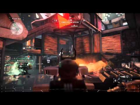 Killzone: Shadow Fall - Classic Warzone - Die Slums #010 Multiplayer |PS4| |CNC|