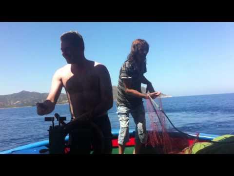 Pescaturismo Villasimius di Carlo Portoghese 06/07/2014