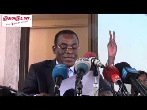 Affi N'Guessan répond à ses adversaires