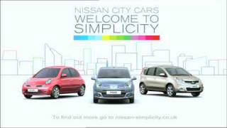 New Nissan Pixo Commercial - Welcome to Simplicity