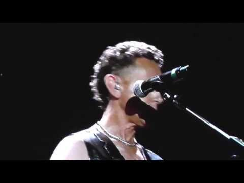 Depeche Mode (Martin Gore) - Higher love, Bucuresti - National Arena, 15.05.2013
