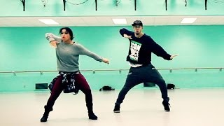 SHOW ME - Kid Ink ft Chris Brown Dance   Choreography by @MattSteffanina @DanaAlexa (Official Video)