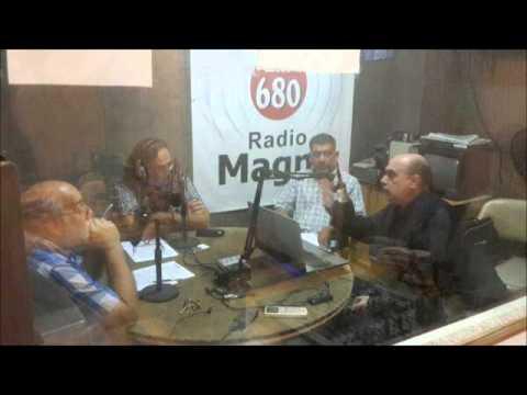 Entrevista a Alejandro Biondini en Radio Magna (AM 680) - 30/1/2014