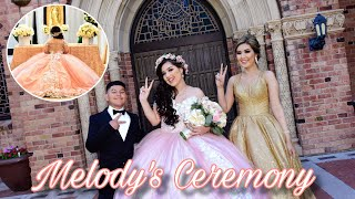 Melody's 15 Official~ Ceremony!!! Part 1/ The Aguilars