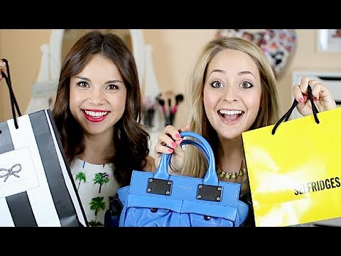 0 Summer Fashion Haul with Ingrid!