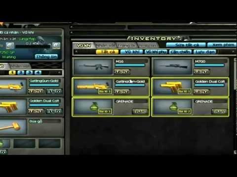 Mua Súng CF,Hack Báu Vật,Hack GP,Hack Full Báu Vật Tại web Gamebanks.Net & Gamevn.Tv