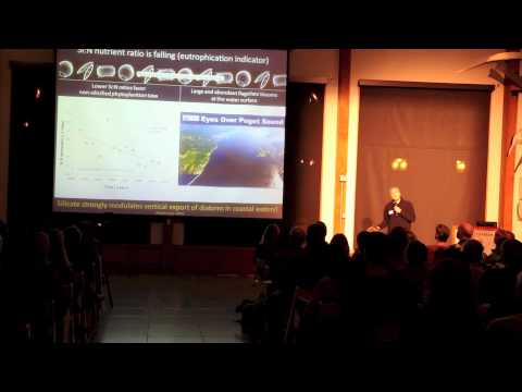 Lightning Talks: Christopher Krembs - Shifting Nutrient Ratios & Plankton Biomass in Puget Sound