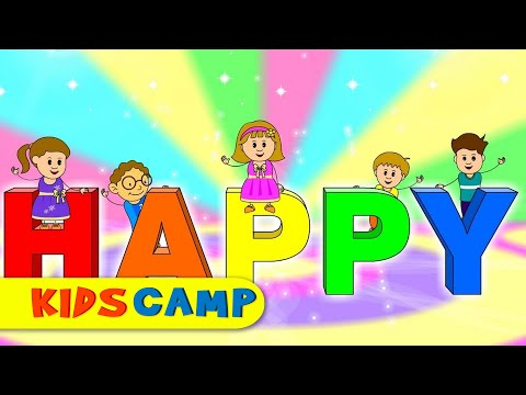 If You're Happy And You Know It - Nursery Rhymes