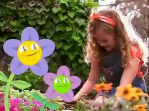 Pbs Kids Plant A Garden Youtube