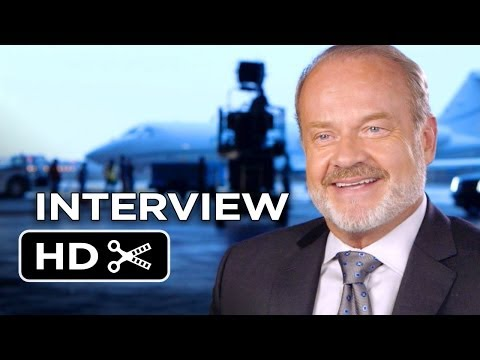 Transformers: Age of Extinction Interview - Kelsey Grammer (2014) - Mark Wahlberg Movie HD