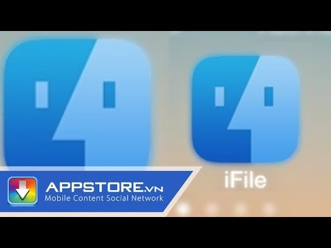 [Cydia Tweak] iFile - quản lý file cho những máy iPhone/iPad/iPod - AppStoreVn