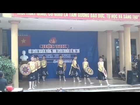 Múa Hạt thóc vàng_ Làng Thị- Ngọc Vân- Tân Yên- Bắc Giang