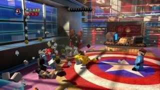 LEGO Marvel Super Heroes Deadpool Bonus Mission #4