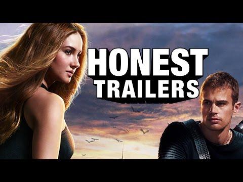 Honest Trailers - Divergent