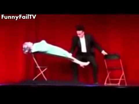 Video Tai nạn khi làm ảo thuật