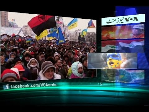 NEWSMINUTE - Pro-EU Protests Continue In Ukraine - 12.11.13