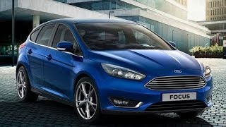 NEW FORD FOCUS 2015 HATCH & WAGON FACELIFT