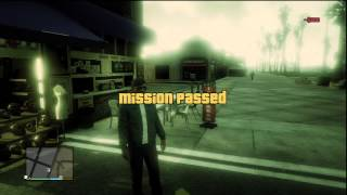 Grand Theft Auto V (GTA 5) ➽ Mission #31 ✮ Masks ✮ 100% Gold Medal Walkthrough