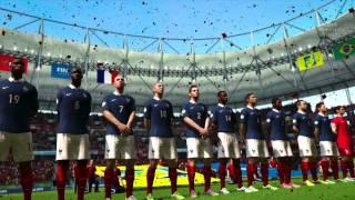 EA SPORTS 2014 FIFA World Cup Brazil Announcement No