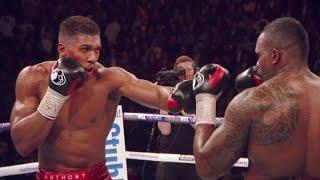 Legendary Boxing Highlights: Joshua vs Whyte