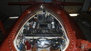 78. Tàu ngầm Hoàng Sa đã được chế tạo