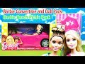 Barbie Convertible and Doll Pack Barbie Beach Picnic Review