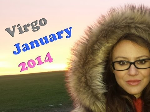 VIRGO JANUARY 2014 with astrolada.com