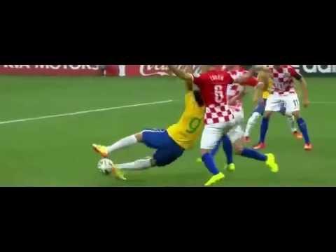 Brazil Vs Croatia (3-1) Controversial Penalty ~ 2014 FIFA WORLD CUP BRAZIL (HD) ~ BRA Vs CRO #Vid 01