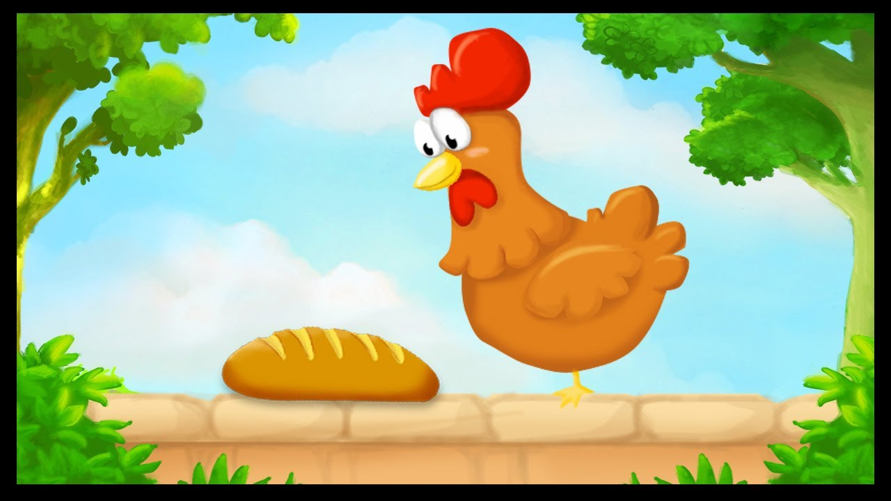 Une poule sur un mur youtube - Une poule dessin ...
