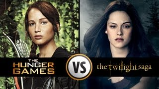 The Hunger Games Vs. Twilight Who Will Win? Jennifer