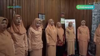 Temu Rutin Anggota Dharma Wanita Persatuan Kabupaten Kapuas Hulu