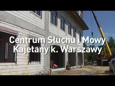 Centrum mowy i słuchu - Kajetany k. Warszawy