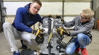 Whats inside an Engine?