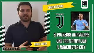 Paratici vuole Gabriel Jesus, il Manchester City apre: i dettagli