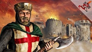 Stronghold Crusader Extreme - Mission 12 | The Host (Extreme Trail)
