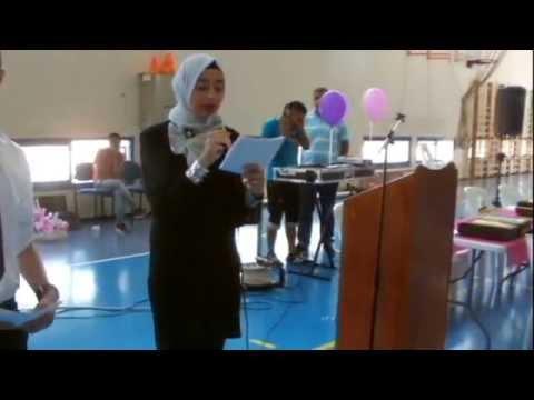 نحف احتفلت مدرسة اعدادية ابن سينا بتخريج الفوج السابع والعشرين لصفوف التواسع