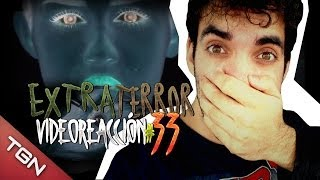 """Extra Terror Video-reacción 33#"" - Miley Cyrus Wrecking Ball: Scary Version"