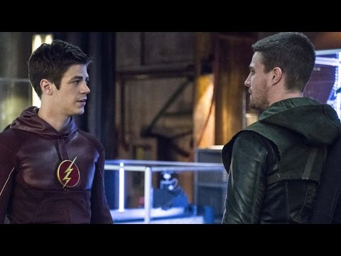 Grant Gustin Interview: The Flash / Arrow Crossover, Reverse Flash and More