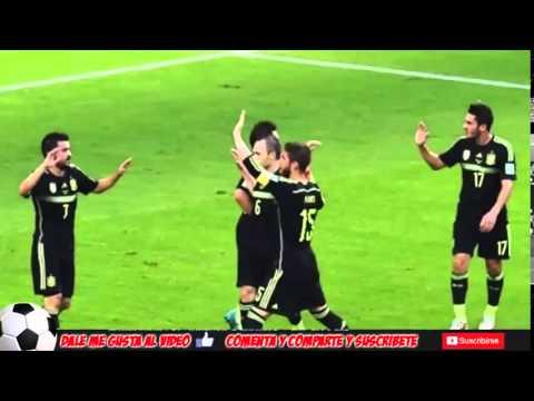 Australia vs España 0-3 2014 ANALISIS GOLES Mundial Brasil 2014 23 06 2014 España 3 vs Australia 0