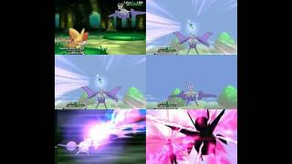Pokemon X And Y-Mega Latios And Latias And Locations