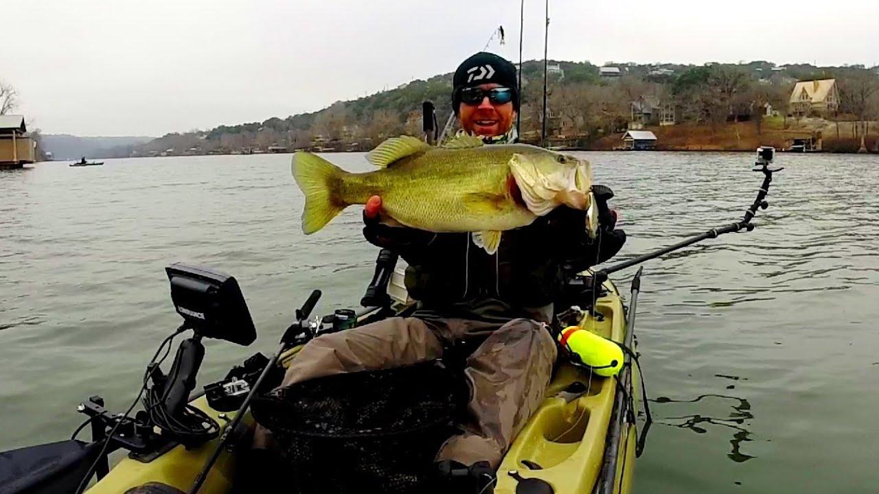 Kayak angler 39 s tournament series kats lake austin for Kayak fishing tournaments